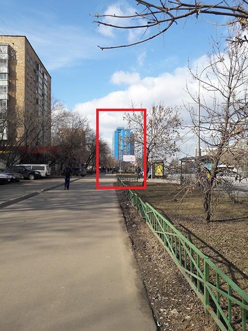 Проход к офису MegaPlenki на Тимирязевской